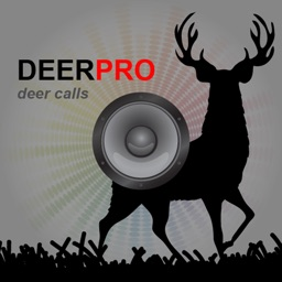 Deer Calls & Deer Sounds for Deer Hunting - BLUETOOTH COMPATIBLE