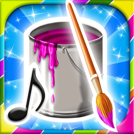 Paint Melody - Draw Music & Hear Colors