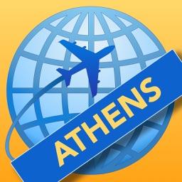 Athens Travelmapp