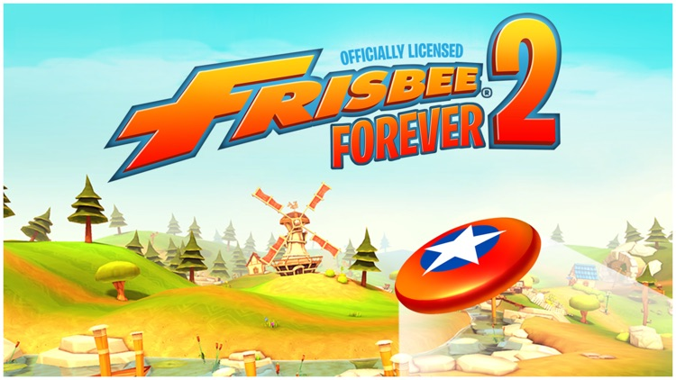 Frisbee® Forever 2 screenshot-0
