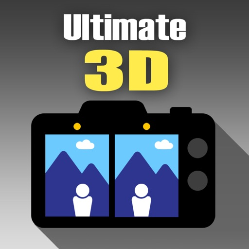 Ultimate 3D Camera