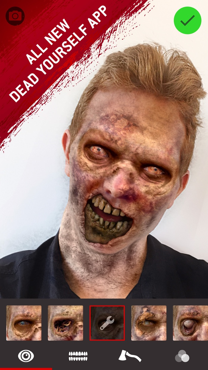 The Walking Dead:Dead Yourself Screenshot