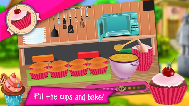Papa Cupcakes Maker Nhà Hàng Bánh Ngọt 2017