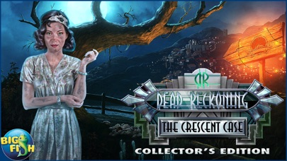 Dead Reckoning: The Crescent Case - A Mystery Hidden Object Game (Full)のおすすめ画像5
