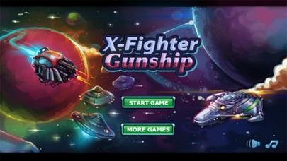 X-Fight Gunship - Galaxy Battle Shooting Simulation