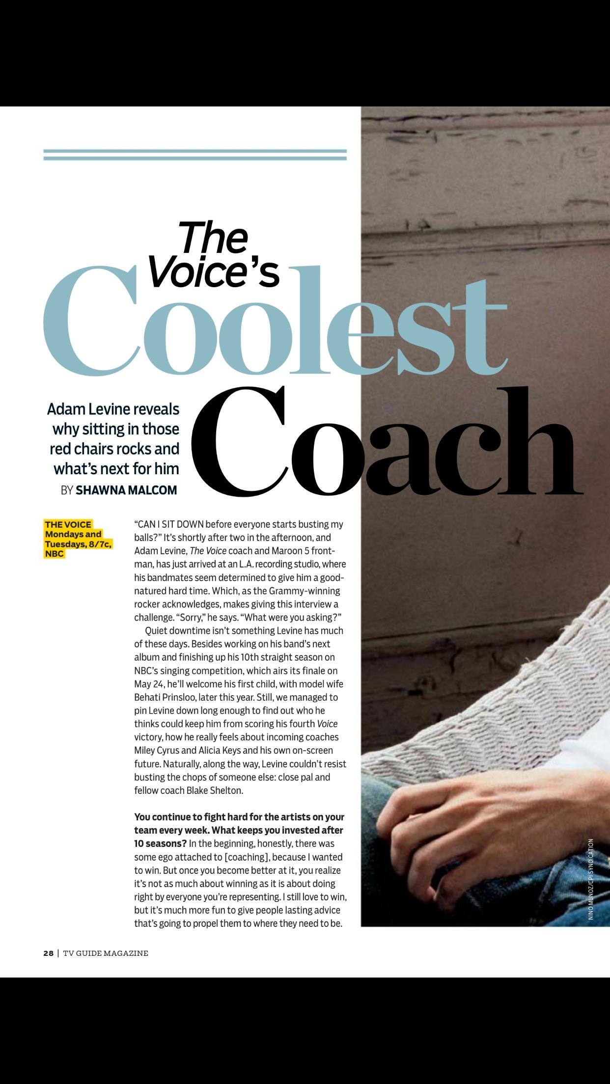 TV Guide Mag Screenshot