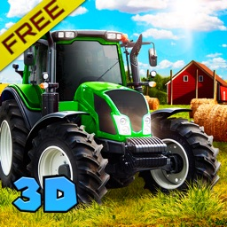 Country Farming Simulator 3D: Plant & Harvest