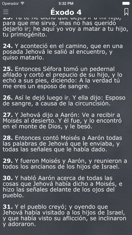 La Biblia Reina Valera en Español - Spanish Bible screenshot-1