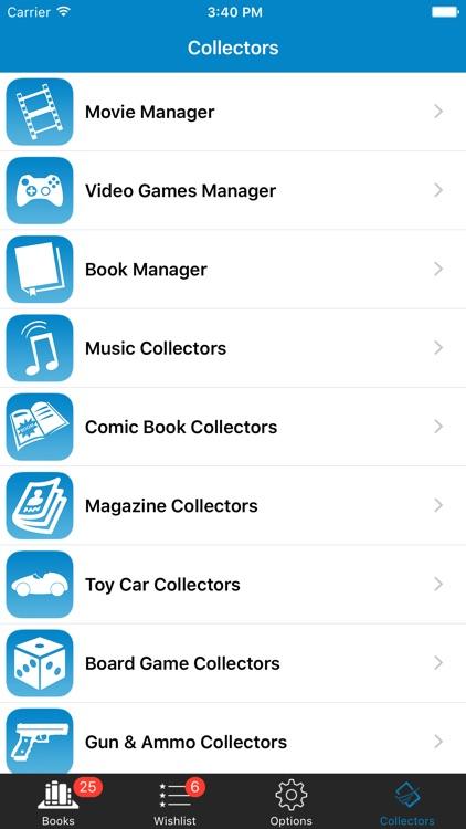 Books Manager Pro screenshot-4