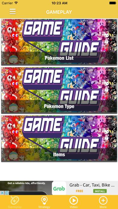 Guide for Pokémon Go: Pokemon Go screenshot one
