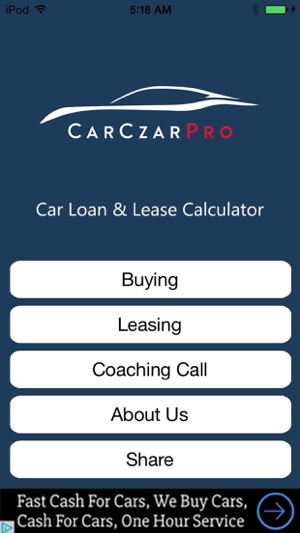 own vs lease car calculator