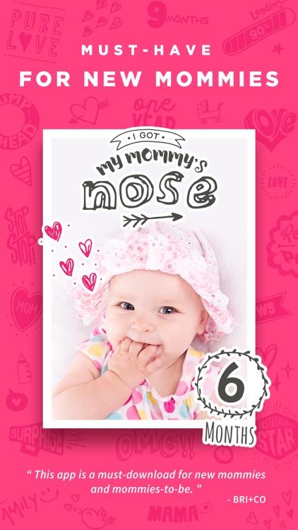 Baby Story - Pregnancy Pics Baby Milestones Photo