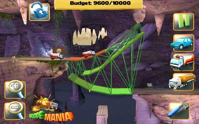 Screen Shot Bridge Constructor 4
