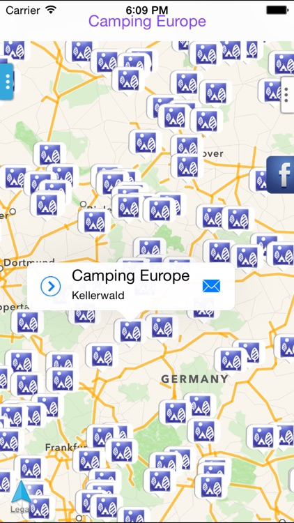 Camping Europe screenshot-1