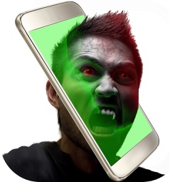 Vampire Photo Editor – Vampirize Yourself with Scary Face Changer Montage Maker & Horror Stickers