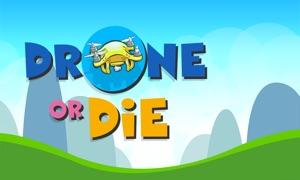 Drone or Die - Flying Quadcopter Revenge of the Phantom