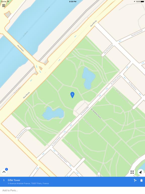 Relay – Multiple Location Maps screenshot 2