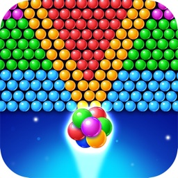 New Bubble Shoot 3D Free Edition
