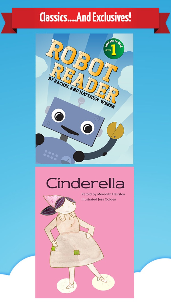 MeeGenius Children's Books:  Storybooks + Songbooks with Interactive Read Along Narration for Kids Screenshot