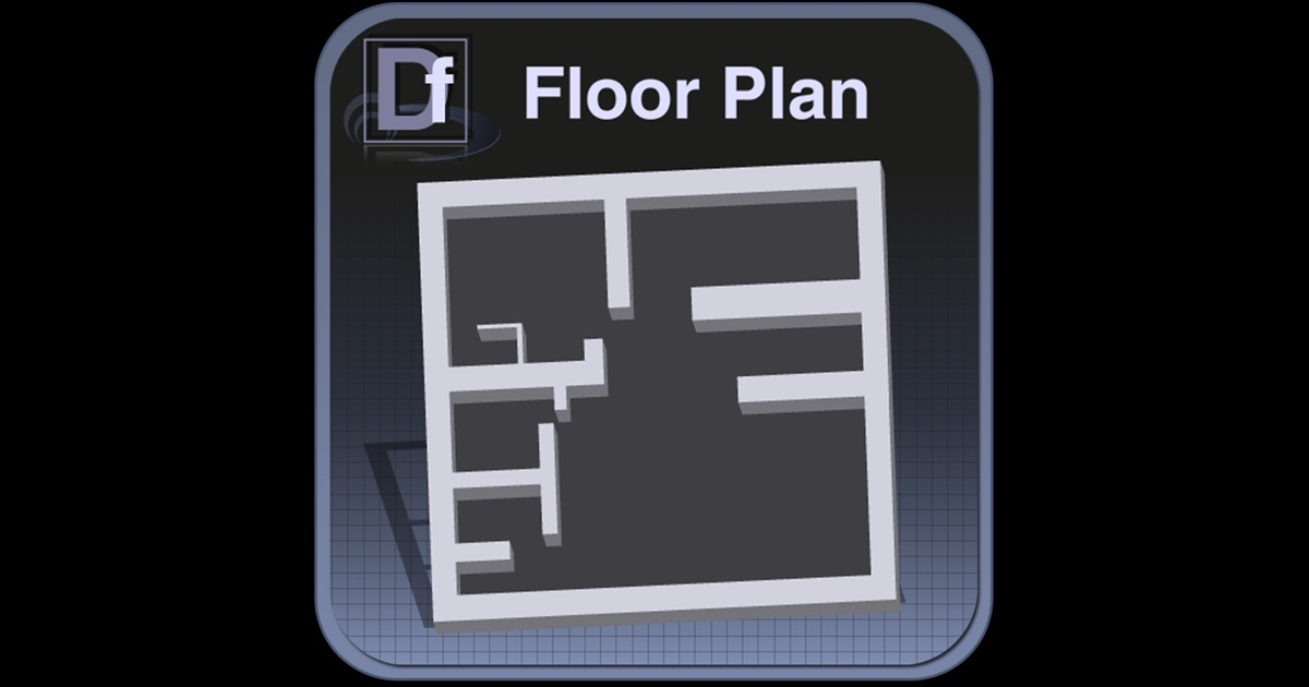 Draw Floor Plan On The App Store: floor plan drawing apps