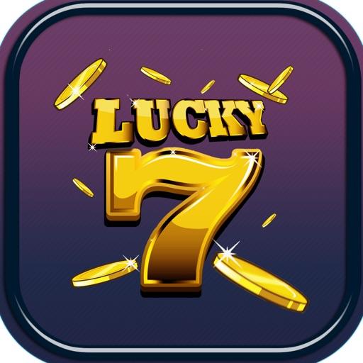 Lucky 777 Slots Machines - Gambling Winner icon