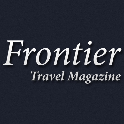 Frontier Travel Magazine