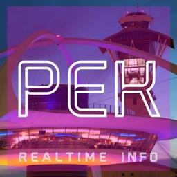PEK AIRPORT - Realtime, Map, More - BEIJING CAPITAL INTERNATIONAL AIRPORT