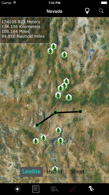 Nevada State Parks & Recreation Areas screenshot-3