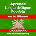 Lengua de Signos para iPhone