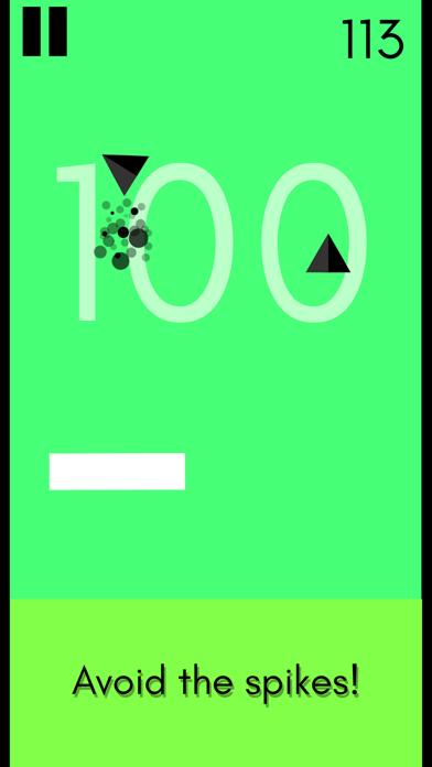 Rocket Ball - Endless Jump screenshot two