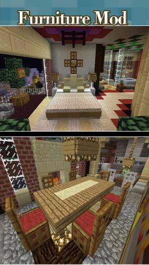 Best Furniture Mods PRO - Pocket Wiki & Game Tools for MineCraft PC Version
