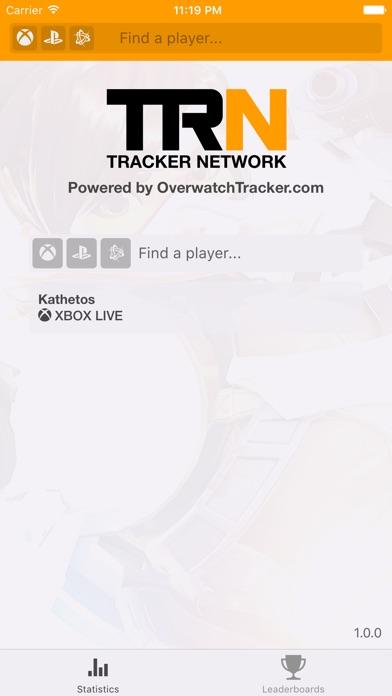TRN Stats for Overwatch app image
