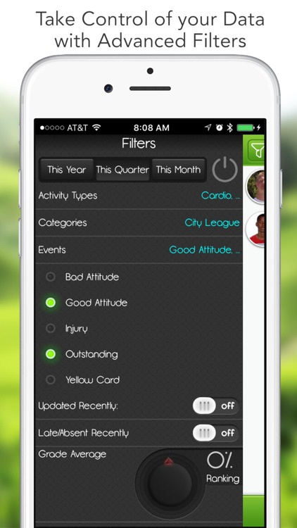 iGrade for Football Coach screenshot-4
