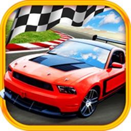 免费赛车游戏3 -- 做一名*飙车匪徒,体验*狂野飙车*的畅快感!