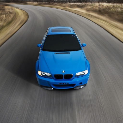 HD Car Wallpapers - BMW M3 E46 Edition