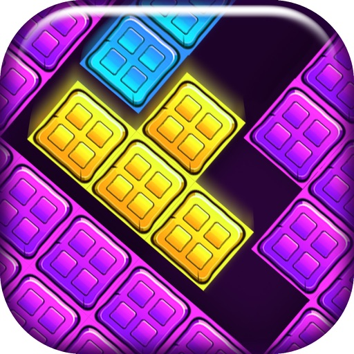 Block Puzzle Fantasy – Best Brain Game.s for Kids and Adults with Colorful Building Blocks