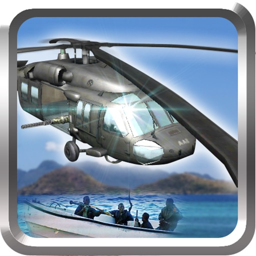 Helicopter Pilot Police  Air Attack -  Police Helicopter Flight Simulator Free 2016 iOS App