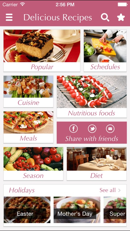 Delicious Dishes Recipes - best cooking tips, ideas and meal planner .