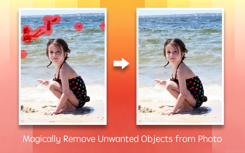 Super Eraser - Remove Unwanted Objects from Photo Screenshot
