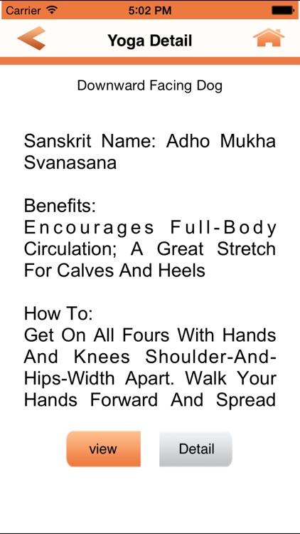 Yoga For Beginner screenshot-4