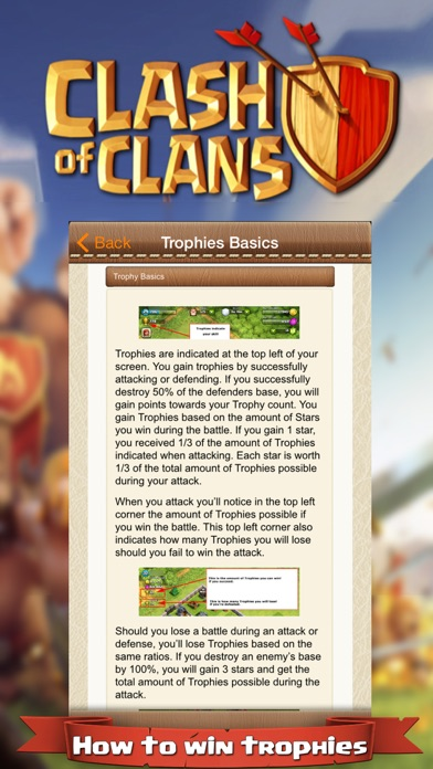 Guide and Tools for Clash Of Clansのおすすめ画像3
