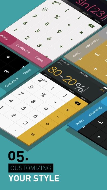 Scientific Calculator + screenshot-4
