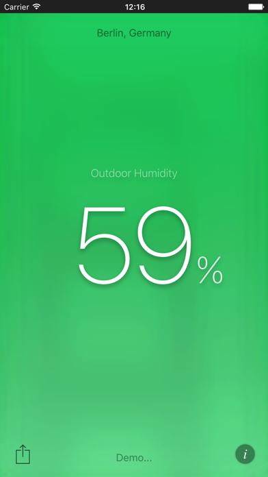 Humidity Appのおすすめ画像3