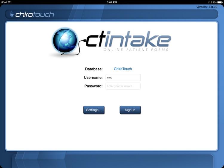 CT Intake Mobile 6.5