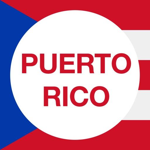Пуэрто-Рико - Оффлайн-карта и путеводитель от Tripomatic