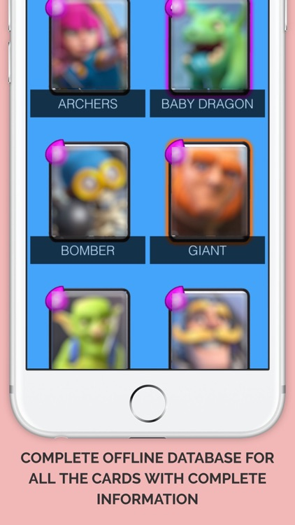 PRO Guide for Clash Royale - Deck Builder, Strategy and Tips screenshot-4