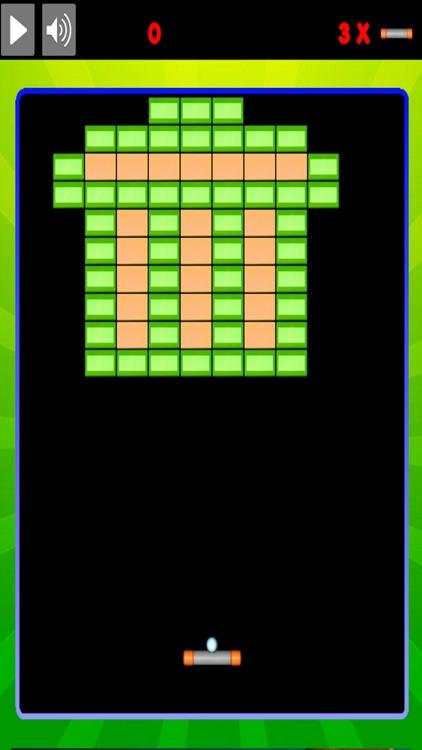 Arkanoid BreakBrick screenshot-3