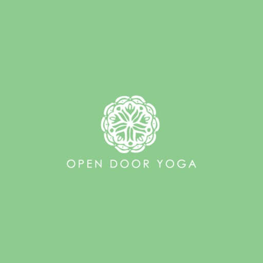 Open Door Yoga icon