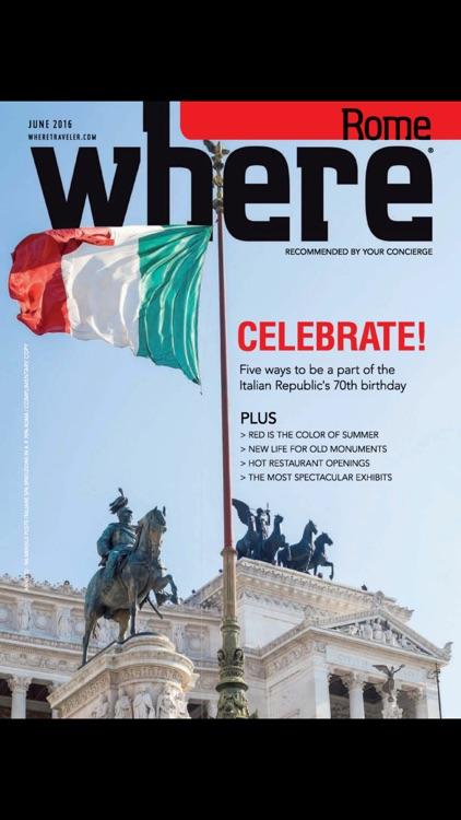 Where Rome