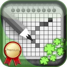 Patrick Japanese Crossword Premium - The Most Green Nonogram